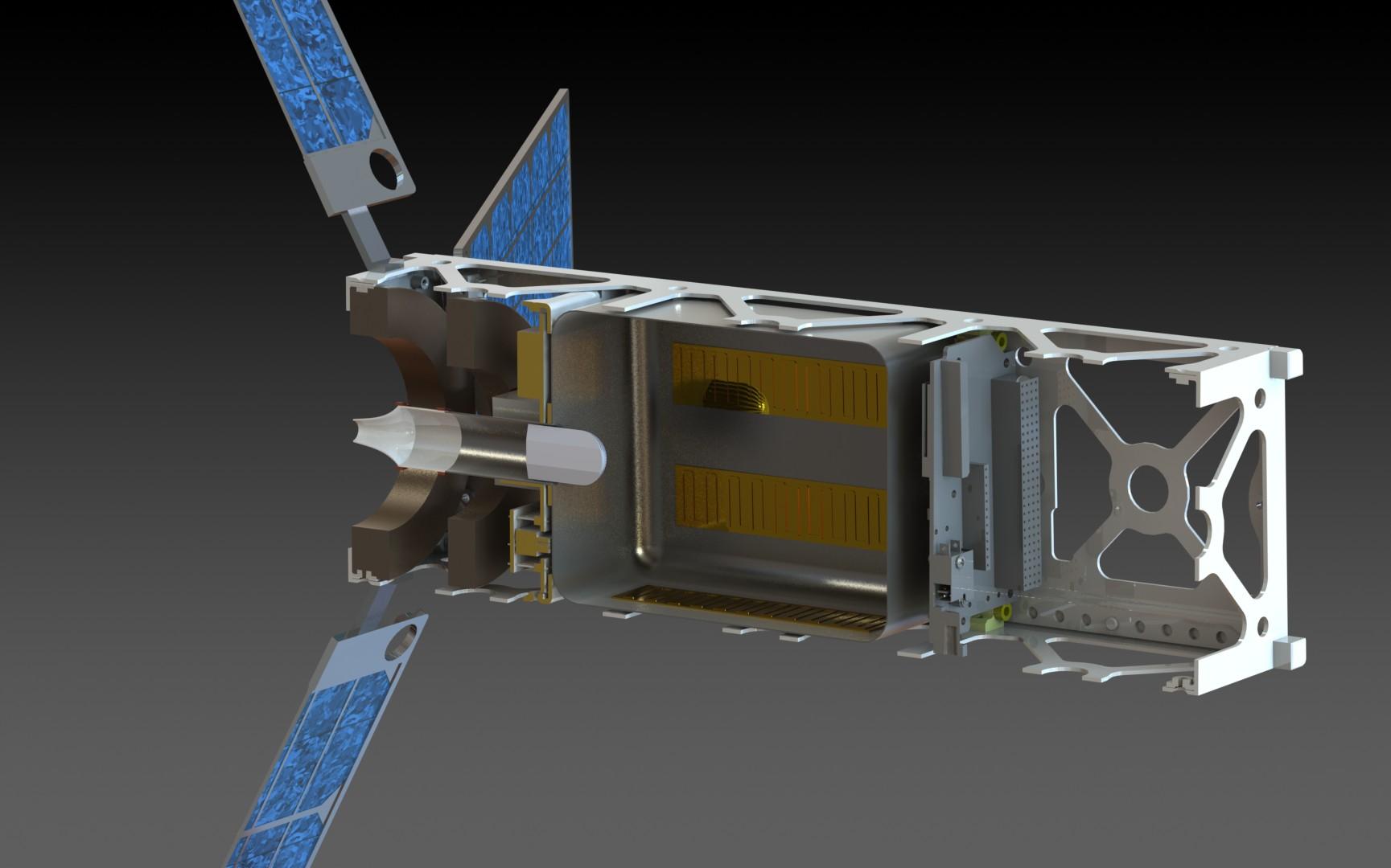 Nanosatellite Thrusters Um Pepl
