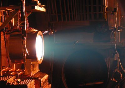 NASA Evolutionary Xenon Thruster (NEXT) Laboratory Model (LM4)