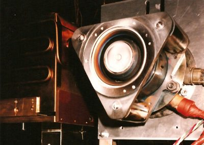 D-55 Thruster with Anode Layer (TAL)