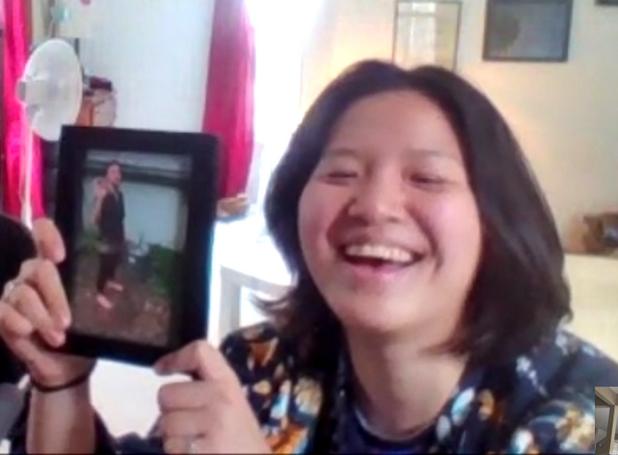 Best pitch – Leanne Su
